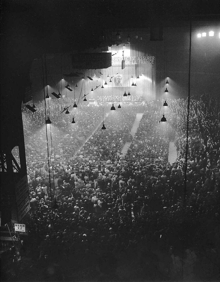 Paris, 1940-1950, par Robert Doisneau