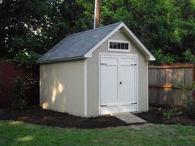 25 best ideas about Backyard Storage Sheds on PinterestShed
