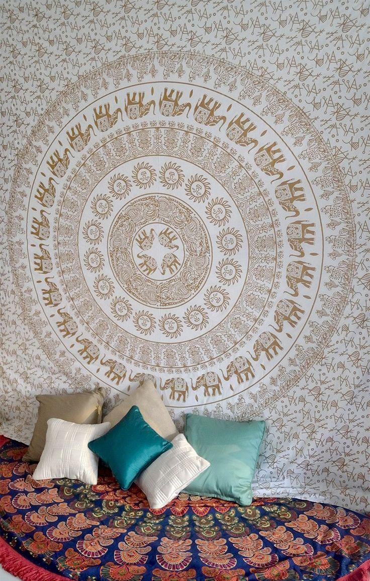 Best 25 Elephant Tapestry Ideas On Pinterest Bohemian