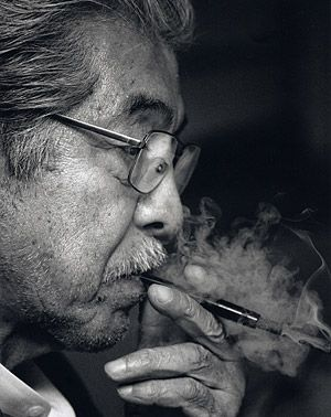 Japanese actor MIKUNI Rentaro (1923~2013): He has appeared in over 150 films since making his screen debut in 1951, and has won three Japanese Academy Awards for Best Actor, and a further seven nominations. 三国連太郎