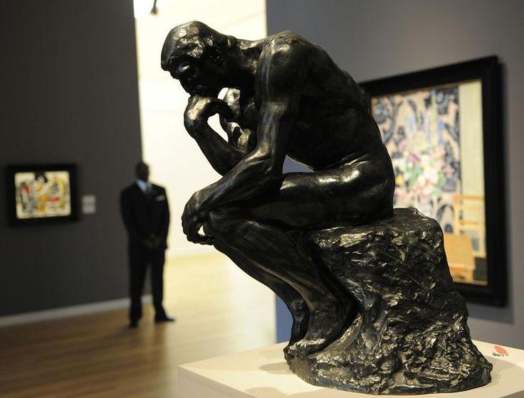 Au moins 1700 faux Rodin seraient dans la nature, dont le «Penseur».
