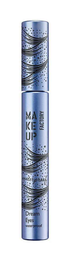 "Make up Factory Dream Eyes waterproof Mascara ""Black"" No. 01"