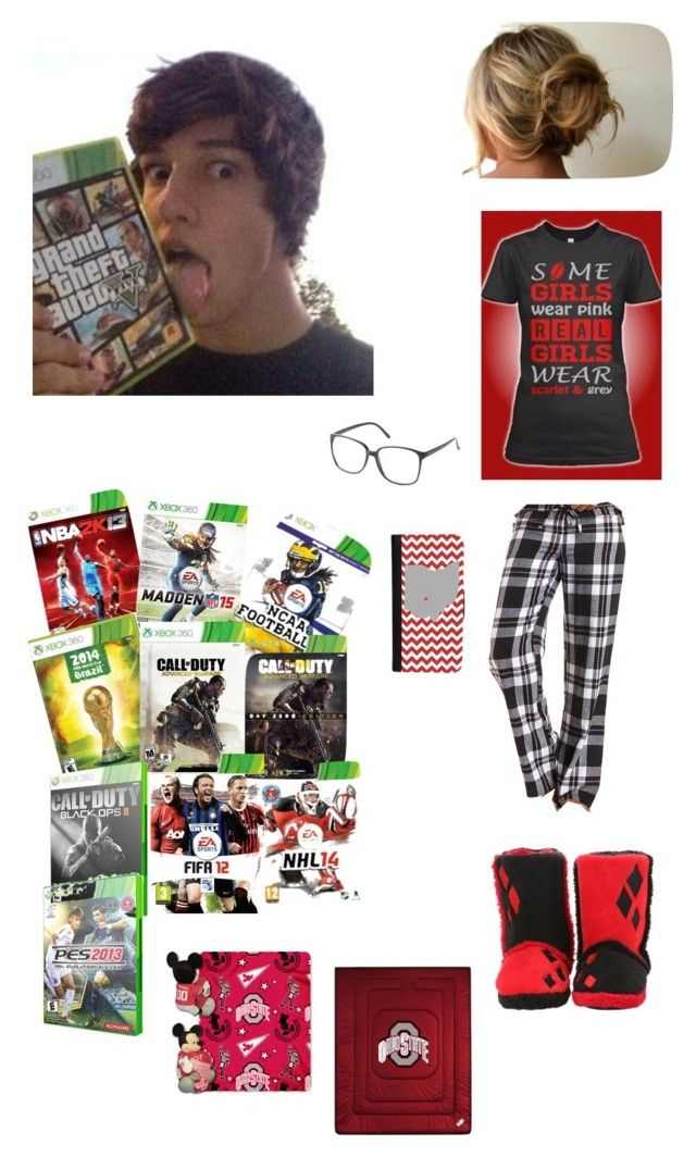 """""""Video Games/ OSU Football Game with Cam"""" by daraling-2ne1 ❤ liked on Polyvore featuring CellPowerCases, The Northwest Company and Charlotte Russe"""