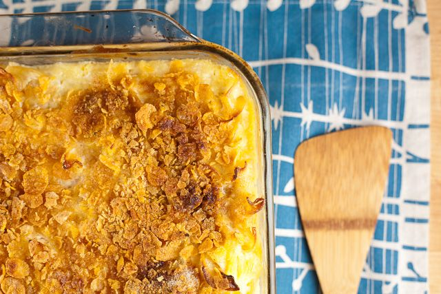 Easy Recipe for Jewish Noodle Kugel | A Chow Life | Foodie recipes and ...