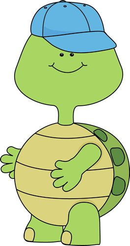 Boy Turtle Clip Art - Boy Turtle Image