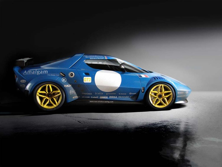 Love the Stratos. This is a GT2 design idea.