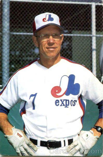 Bill Virdon - Expos Manager: 1983-84