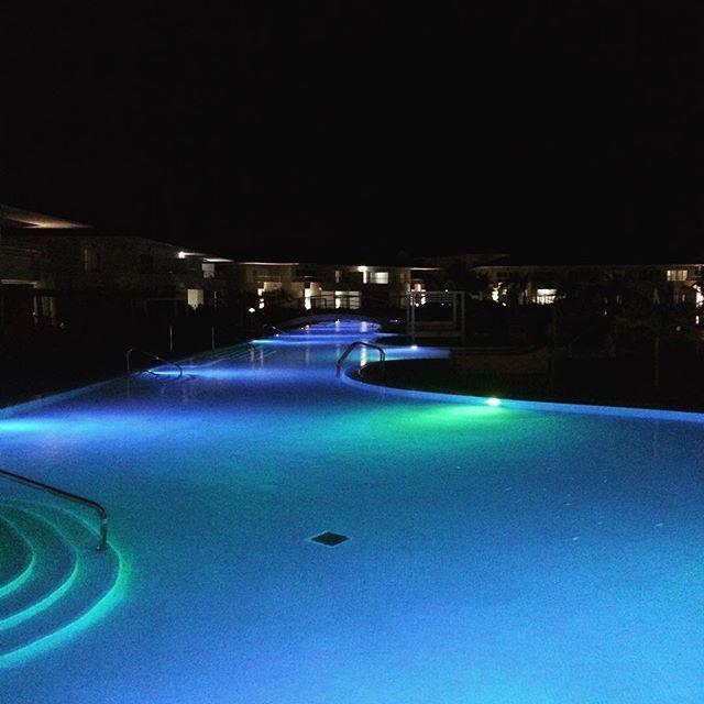 Wish I could dive right into the pool at the Paradisus Royal Service in Varadero. #pool #swim #Varadero #cuba #travel #crewlife by anoushkaloves