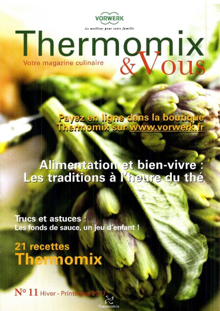 Thermomix & Vous  Nº  11