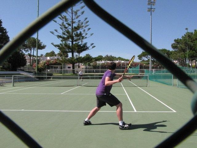 Tennis in Vale do Lobo