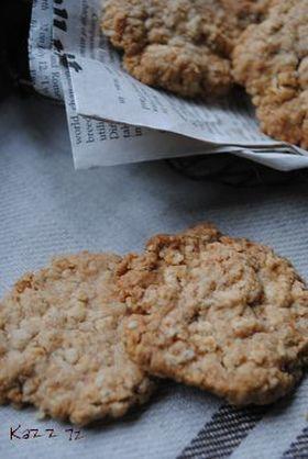 わたし好みのクッキー