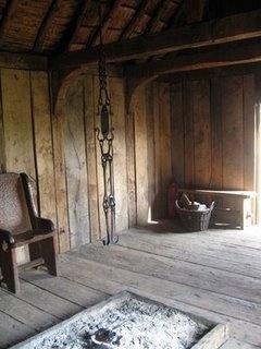 Anglo-Saxon hall