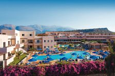 vasia beach and spa = CRETE Sissi £576