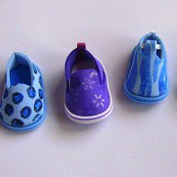 Zapatos fofuchos para fofuchas