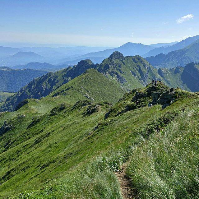 Balkan, I've returned home and already miss You ... ⛺ #Планини #góry…