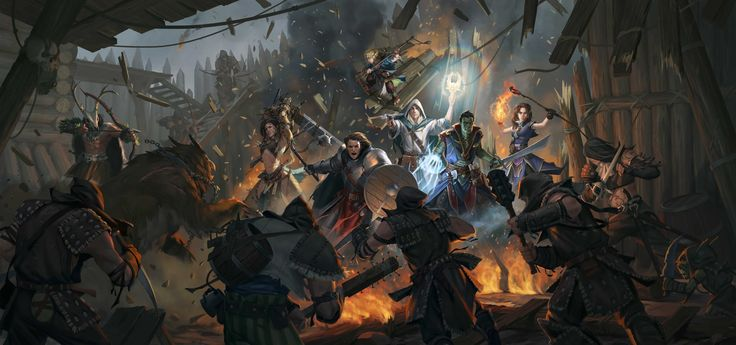 Chris Avellone announces a new RPG project called Pathfinder: Kingmaker | PC Gamer