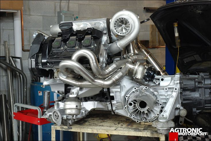 Precision 6765S on a 2.7L Audi Motor. This is art.