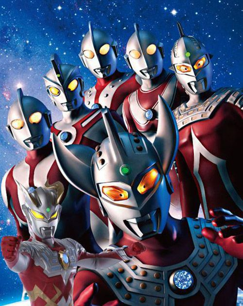 ULTRAMAN: The Mighty Japanese Superhero