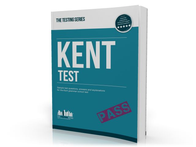 Learn how to pass the 2015/16 Kent 11 +Test with this ultimate guide for your child. Packed full of practice sample questions and answers; this comprehensive guide has been specifically designed to test whether your child is suitable for a placement in Kent Grammar Schools.