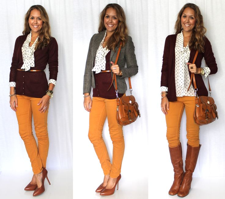 great fall combos