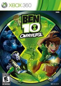 BEN 10 OMNIVERSE - XBOX 360 - Jogos de Videogame