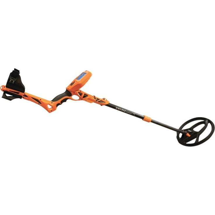 GROUND EFX MX200E Swarm Series(TM) MX200E Metal Detector
