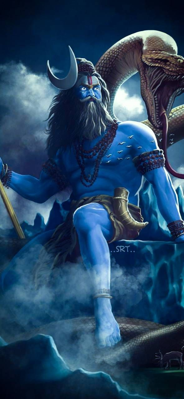 Most Unique And Ultra Hd Shiva Wallpapers Hindu God Mahadev Full Hd Wallpaper For Mobile Screen Mahakaal Wallpapers In 2020 Lord Shiva Hd Wallpaper Shiva Wallpaper Lord Shiva