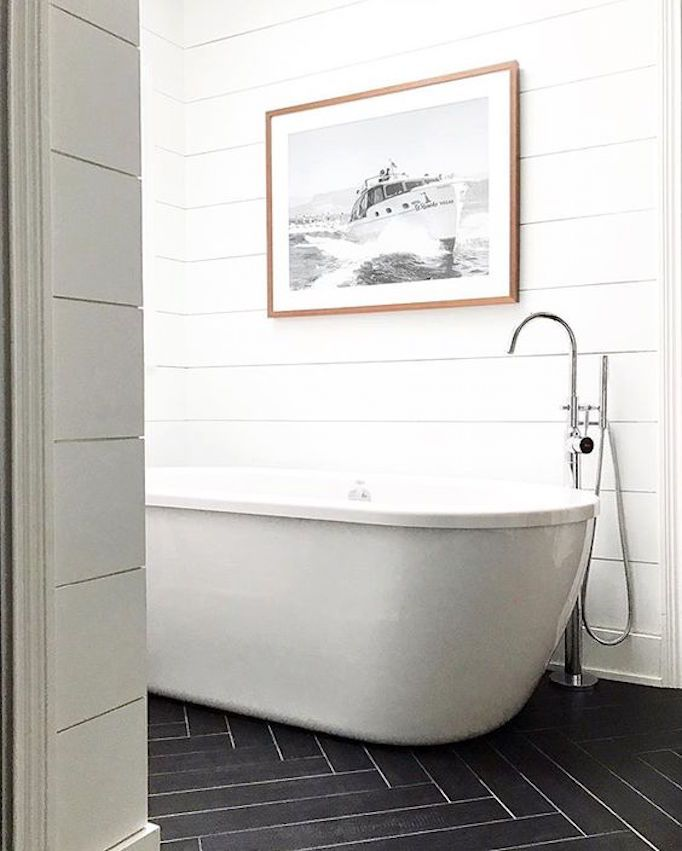 25 Best Ideas About Shiplap Bathroom On Pinterest Shiplap Wood Farm Style Bathrooms And Modern Farm Style Bathrooms