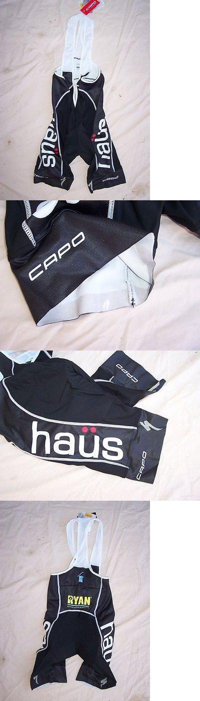 Shorts 177853: New - Capo Corsa Cycling Bib Shorts, Bike Haus, L -> BUY IT NOW ONLY: $54 on eBay!