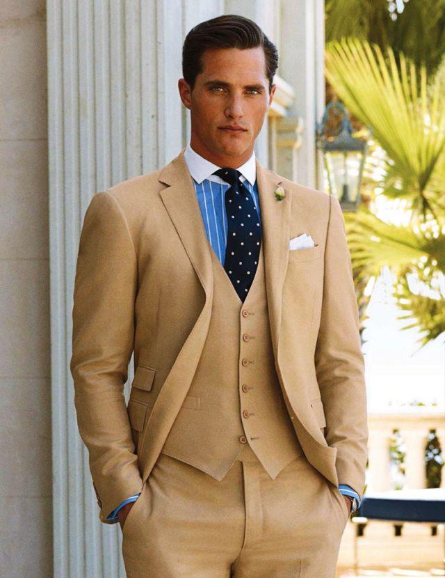 Three Piece Suit Summer | My Dress Tip