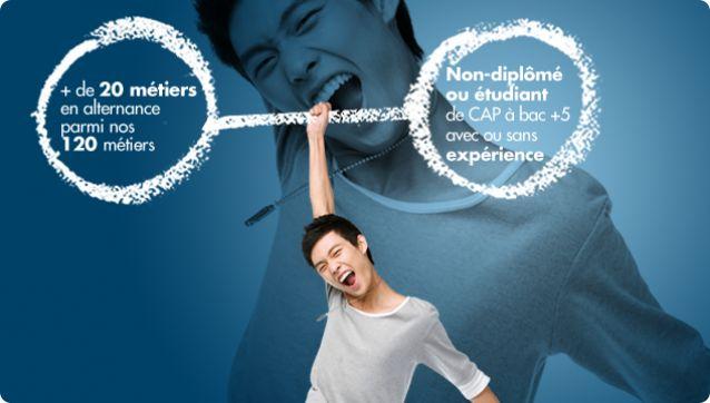Carrefour Alternance - Le site Carrefour des contrats de professionnalisation et d'apprentissage