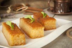 Nammoura ( dessert libanais )