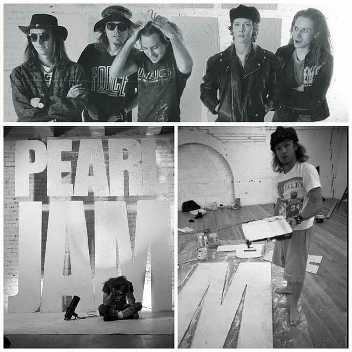 Pin by Erica Galindo on Pearl jam Pearl jam, Eddie