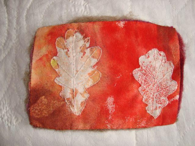 Rückseite Bild 3 (mit echten Blättern gedruckt)