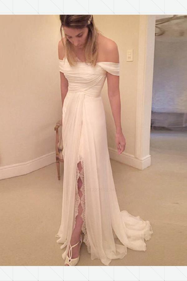 cafcf273fa2 Hot Sale Colorful Wedding Dress A-Line