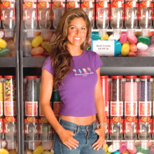 Dylan Lauren, founder of Dylan's Candy Bar and daughter of ...