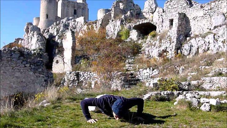 Video girato nel castello di Lady Hawk