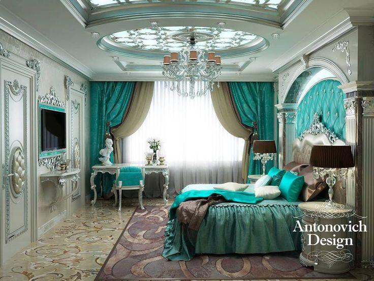 интерьер спальни в стиле рококо: 21 тыс изображений найдено в Яндекс.Картинках