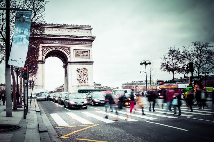 Photograph Arc de Triomphe by Romana Murray on 500px