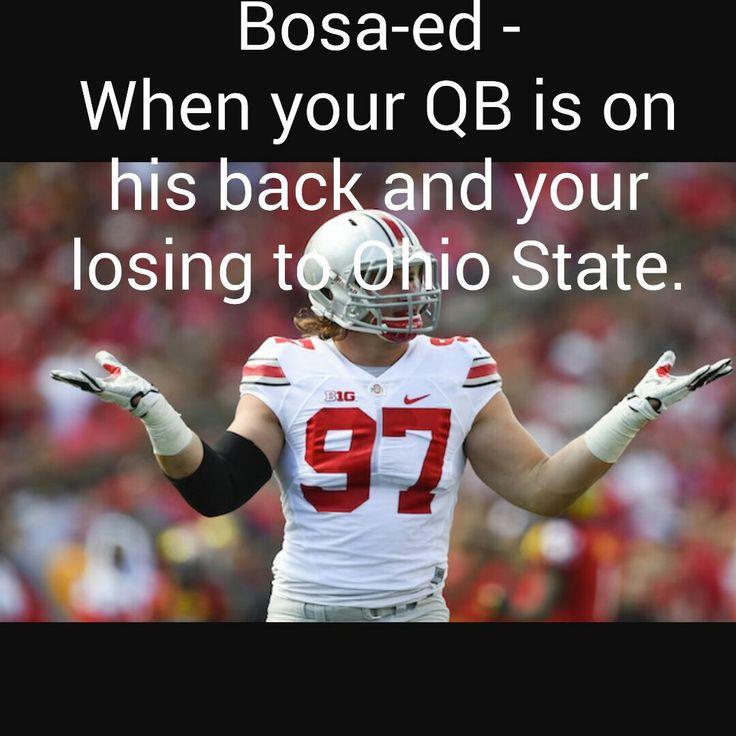 Bosa is a beast.