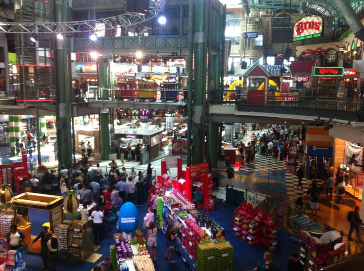 Shopping centre | The Canal Walk | Cape Town