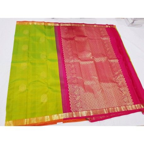 7f85d3f909 Kanchipuram Trendy Silk Saree - 134 | Kanchipuram Silk Sarees ...
