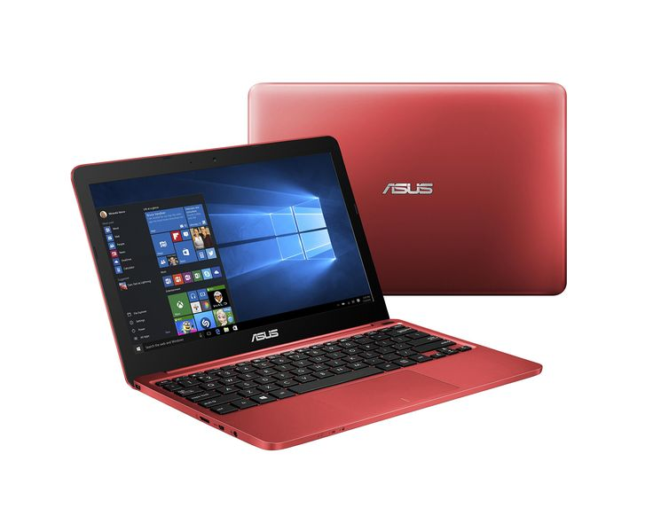 Asus Eeebook X205TA Intel Atom Quad Core - (2 GB/32 GB EMMC Storage/Windows 10) Netbook 90NL0732-M07390