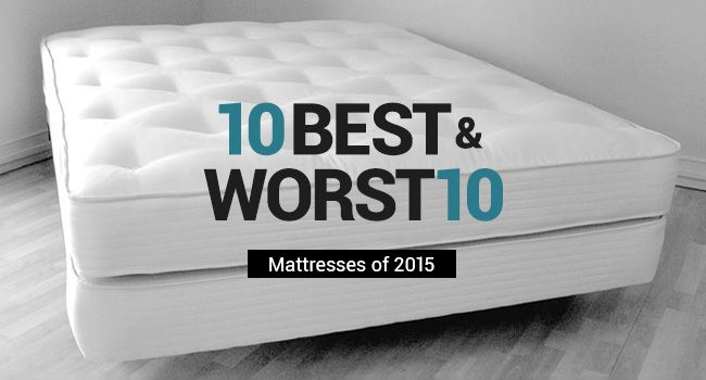 Curious about which mattresses have the best ratings this year and which are duds? See which models have the top ratings in 2015 and what to avoid to get the best mattress. Every year brings new beds, technologies and trends claiming to be the best. Though it can be a lot to keep up with,…