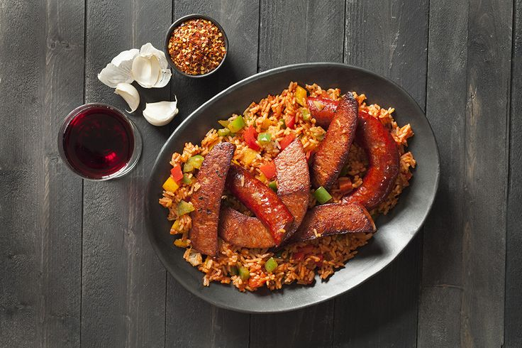 Another one for your tummy! These Capital Red Wine Chorizo Sausages are just what you need to add tastiness to your paella dish!