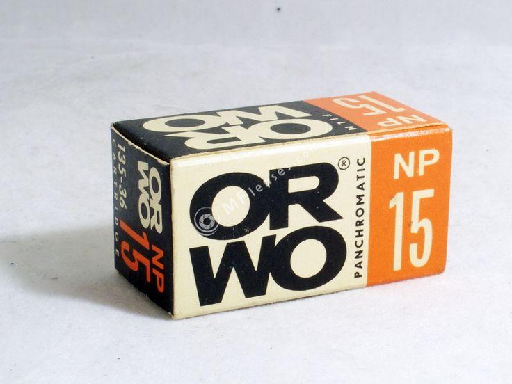 ORWO NP15