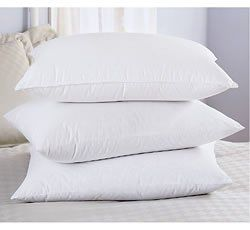 ultraflow optiform polyester king size pillow featured in many marriott hotels reungit store