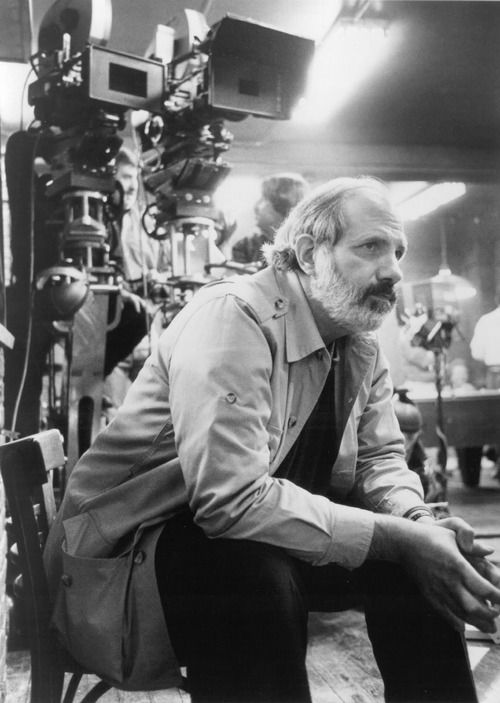 Brian De Palma - Carrie, Scarface, Carlito's Way, The Untouchables among others.