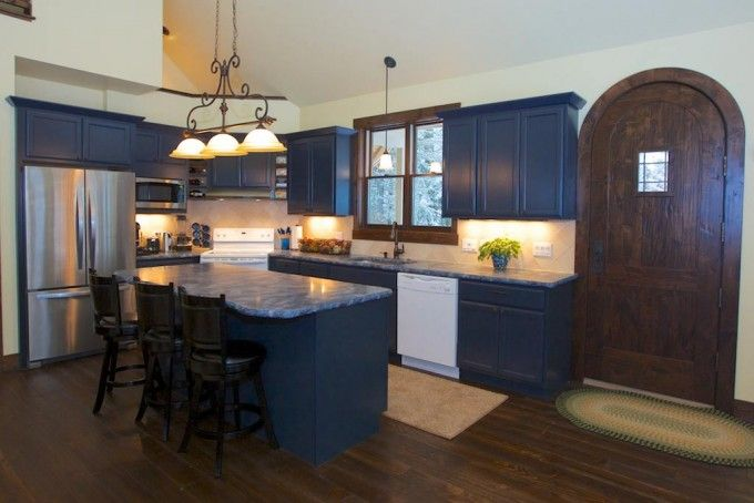 Kitchen Remodel Fairy Tale Cottage Style