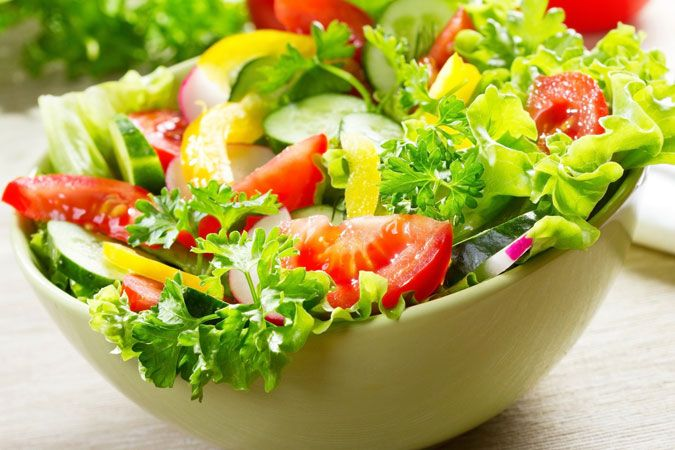 Η Χορτοφαγική Δίαιτα των 6 ημερών – enter2life.gr